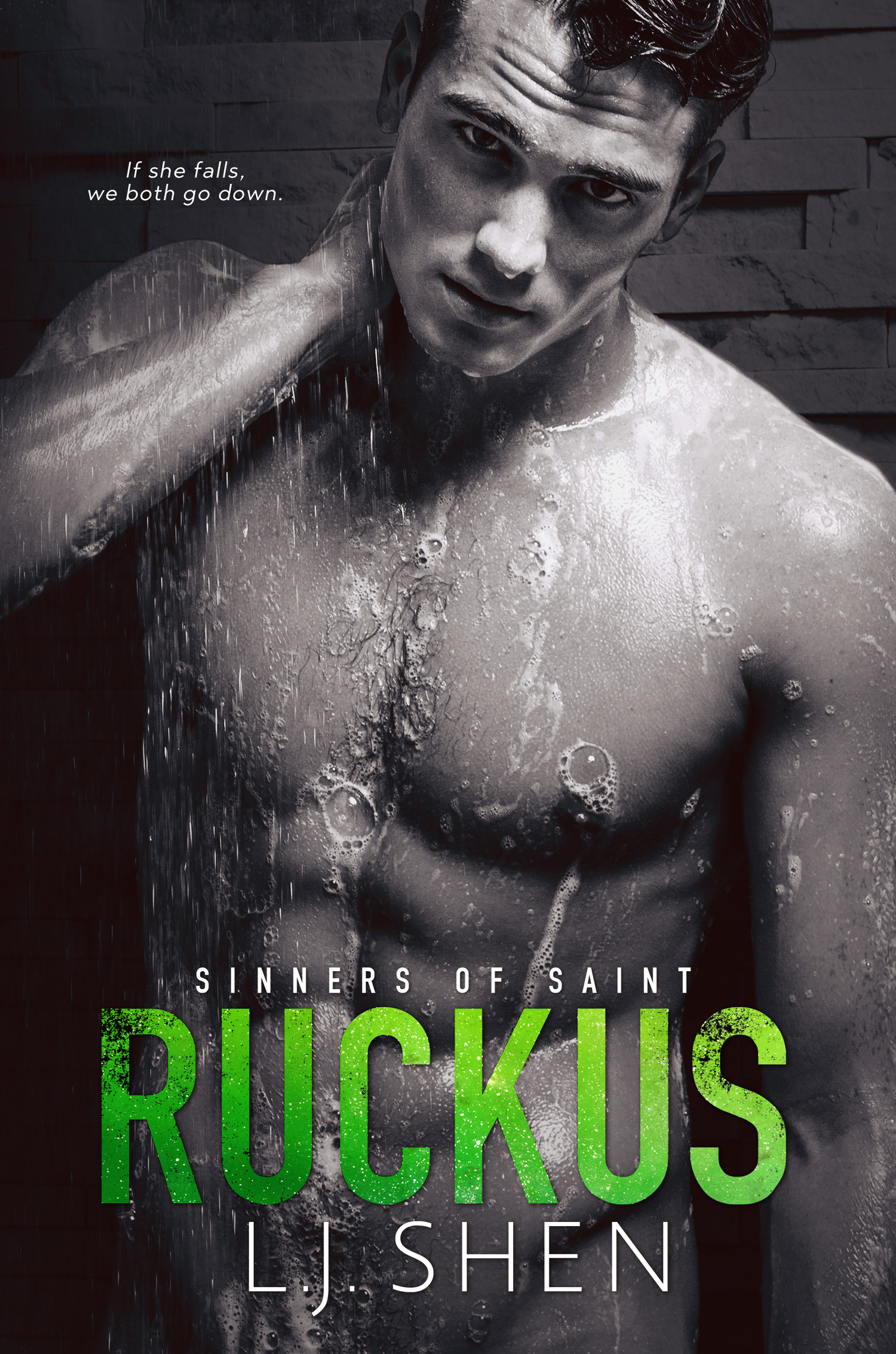 Ruckus (Sinners of Saint, #2) by L.J. Shen