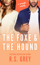 Review and Release Blitz: The Foxe and The Hound by R.S. Grey
