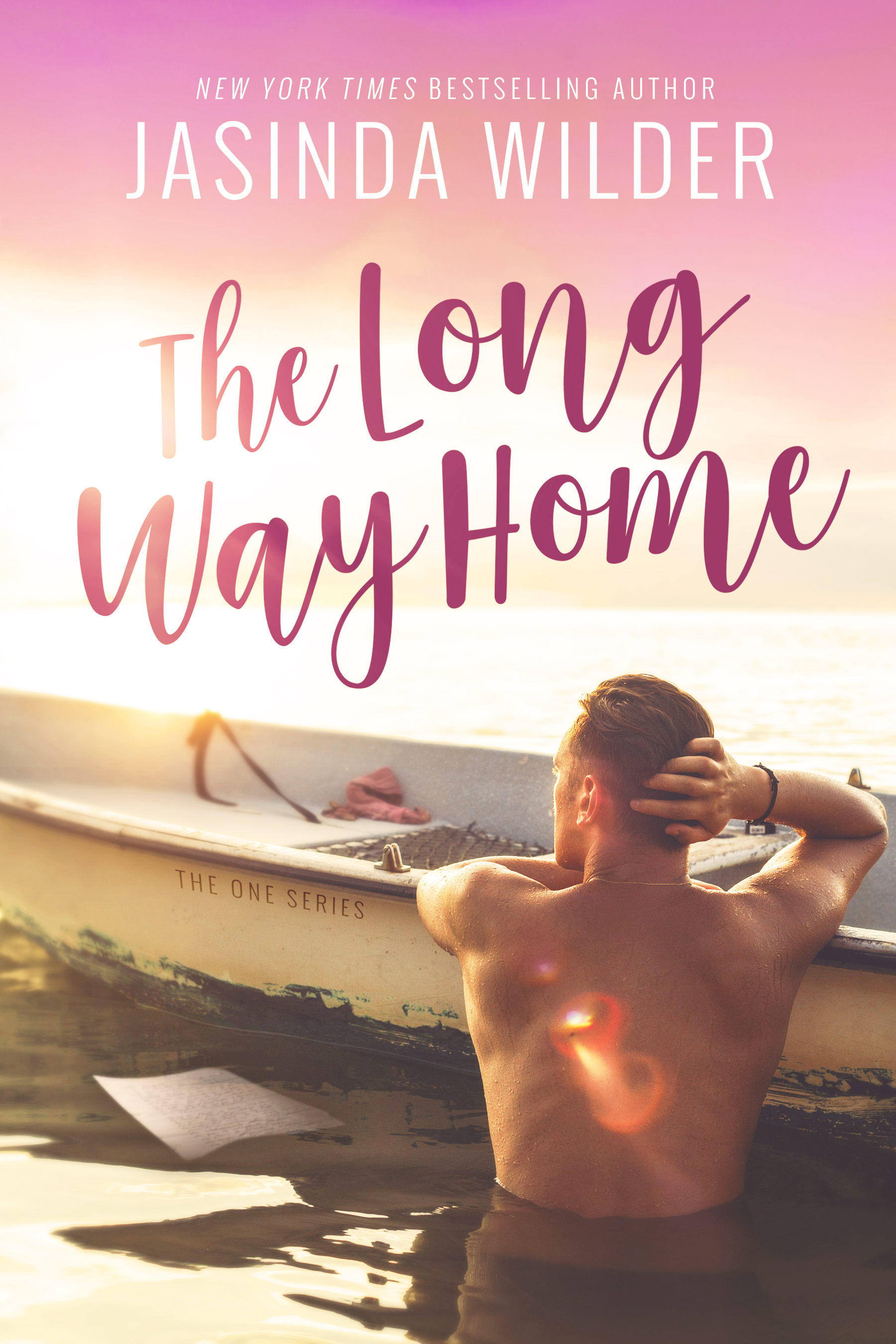 The Long Way Home (The One Series Book 1) by Jasinda Wilder