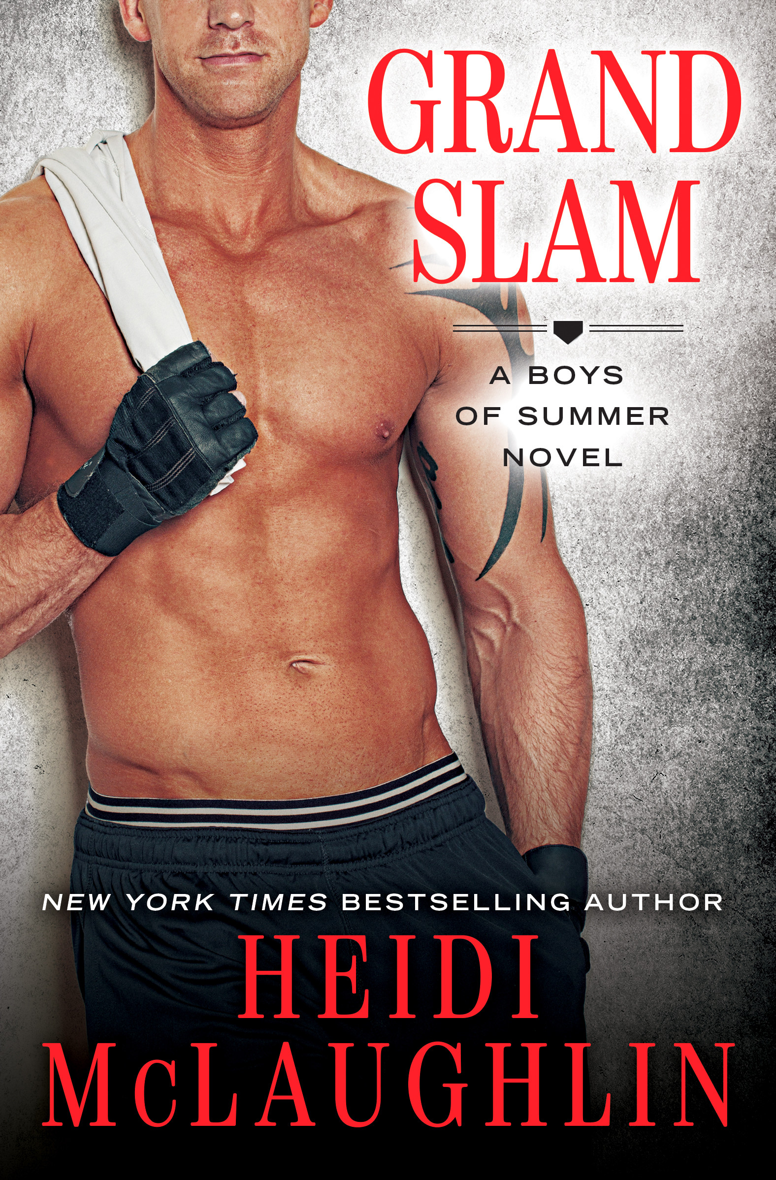Grand Slam (The Boys of Summer, #3) by Heidi McLaughlin