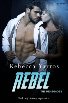 Review: Rebel by Rebecca Yarros
