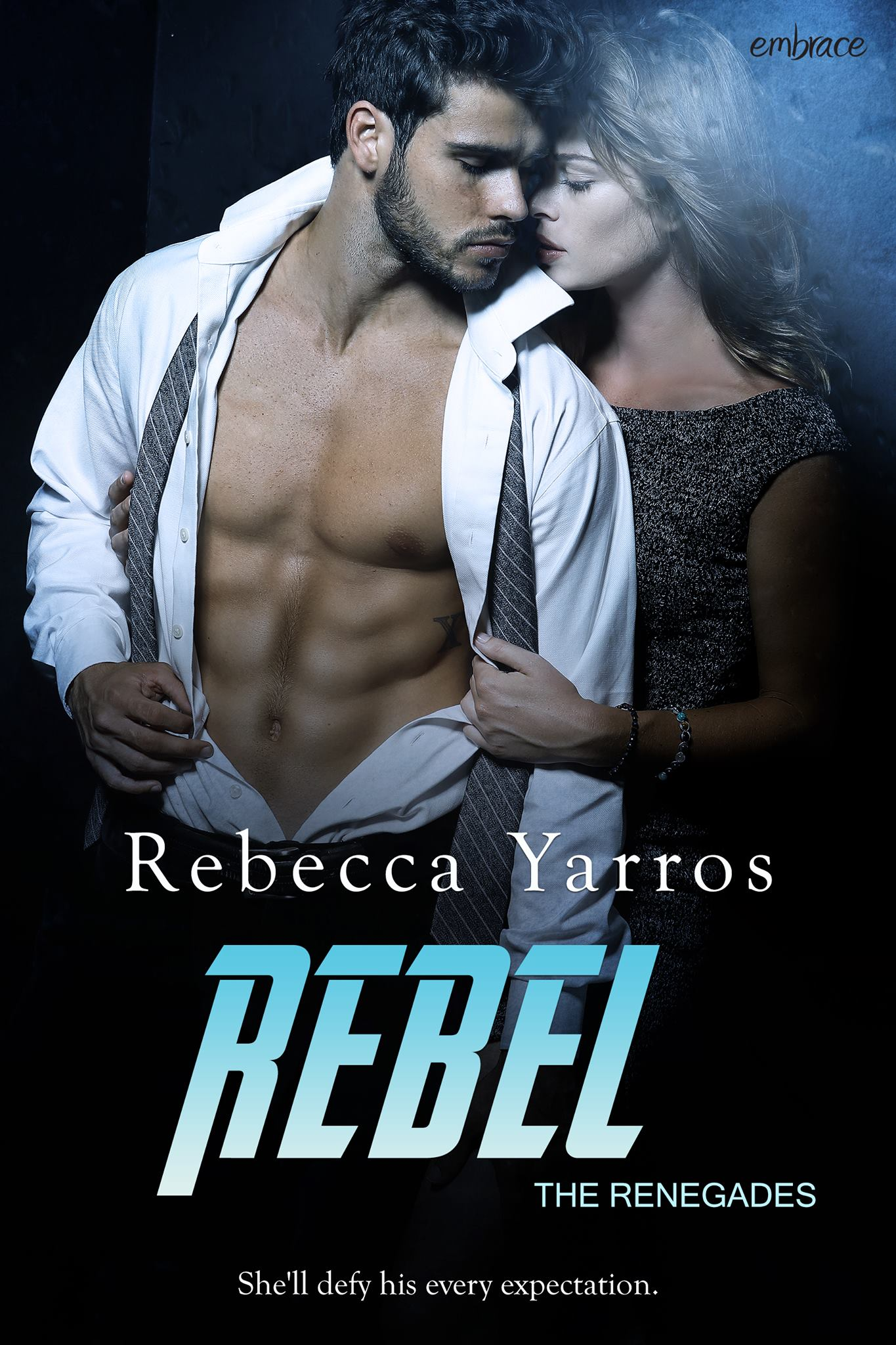 Rebel (The Renegades) by Rebecca Yarros