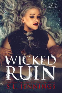 Review: Wicked Ruin (The Se7en Sinners Series) by S.L. Jennings