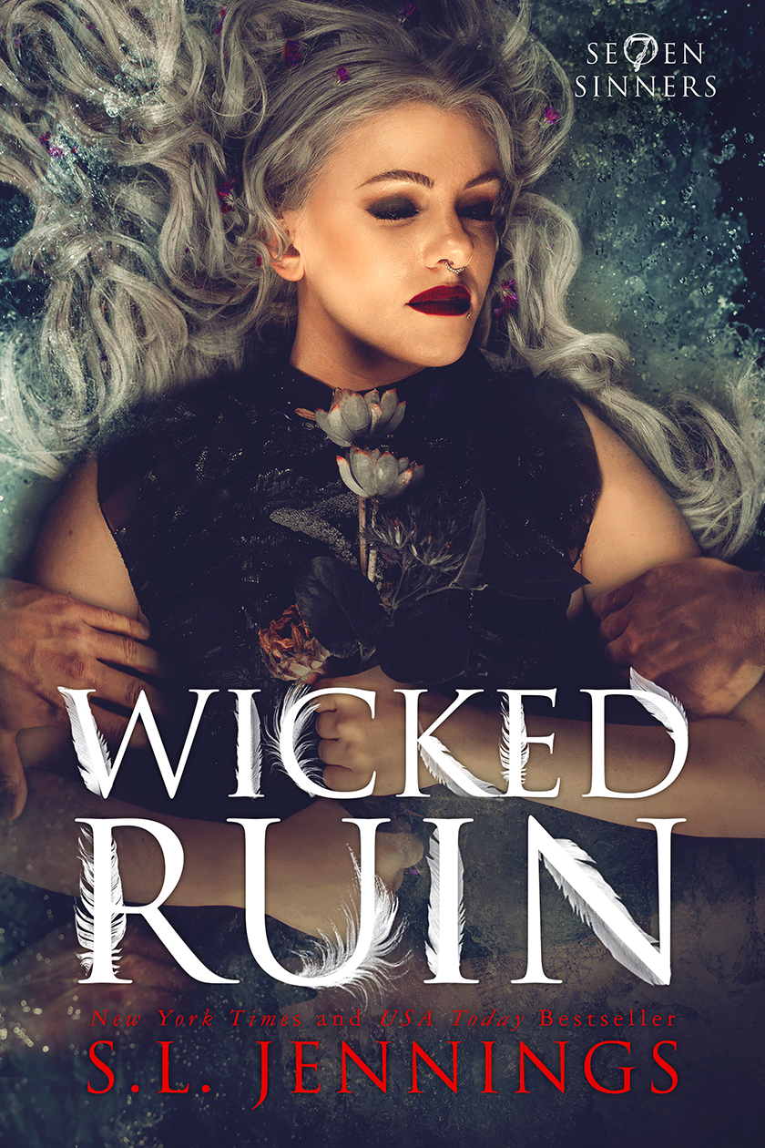 Wicked Ruin (Se7en Sinners Book 3) by S.L. Jennings