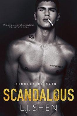 Review: Scandalous by L.J. Shen