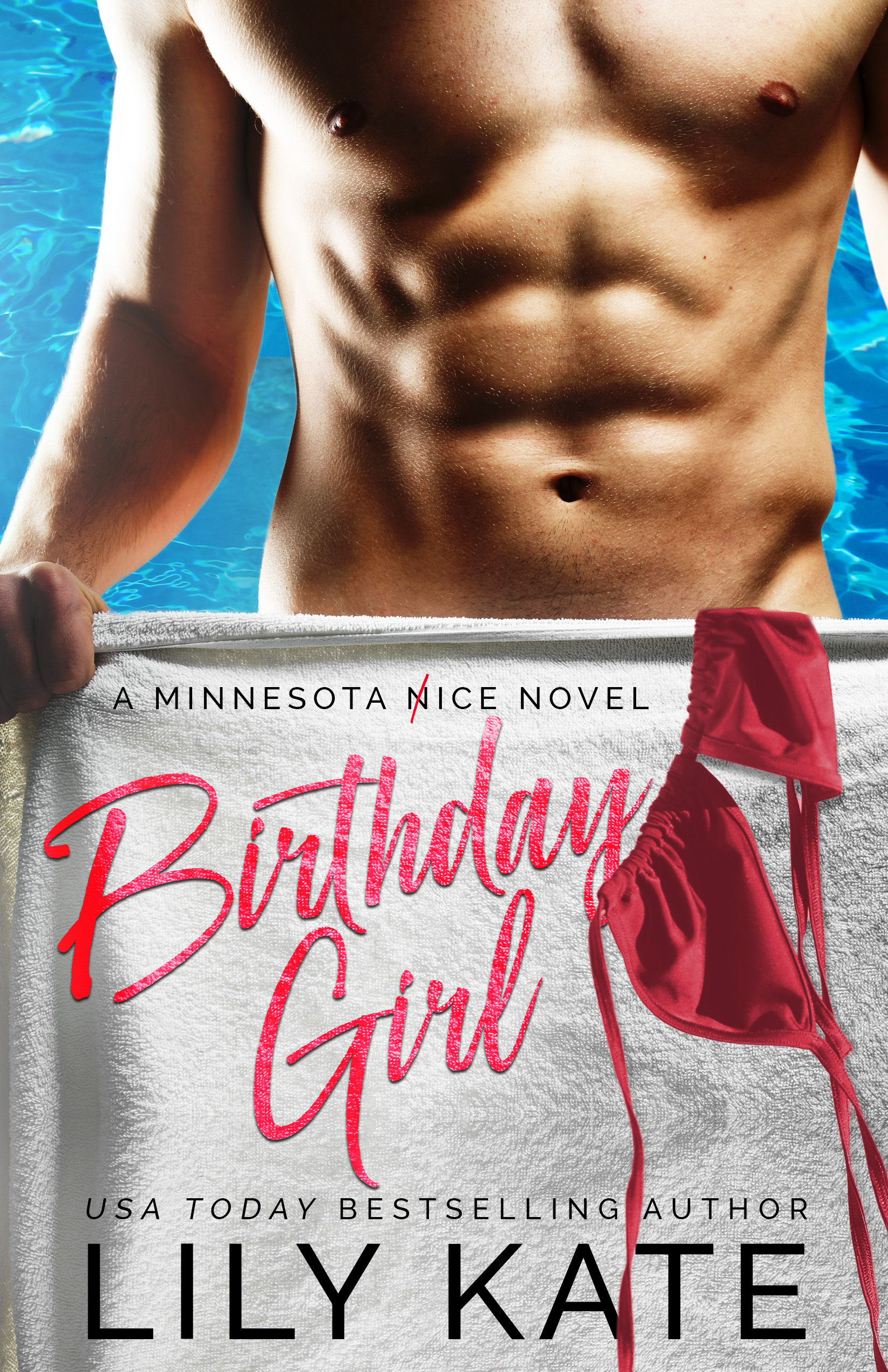 Birthday Girl (Minnesota Ice #3) by Lily Kate