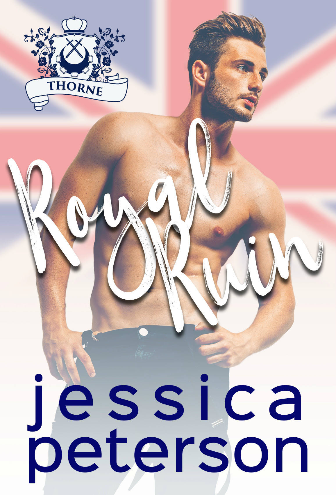 Royal Ruin: A Second Chance Royal Romance (Flings With Kings) by Jessica Peterson